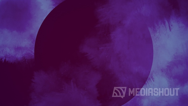 Shrouded Purple Sphere