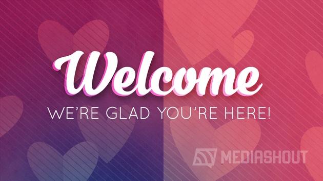 Heartfelt Love Welcome