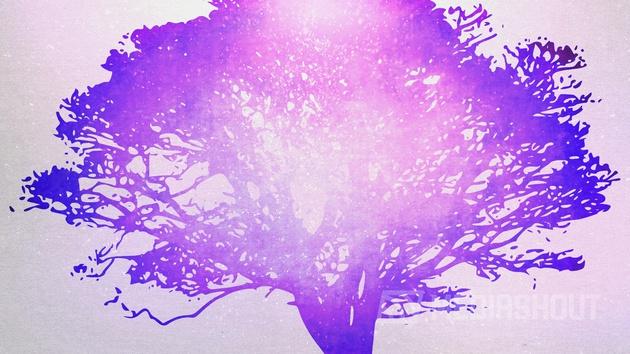 Tree of Life Purple 1