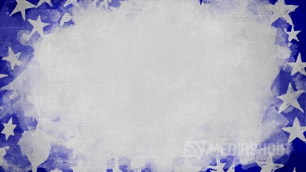 USA Holiday Grunge Blue 1
