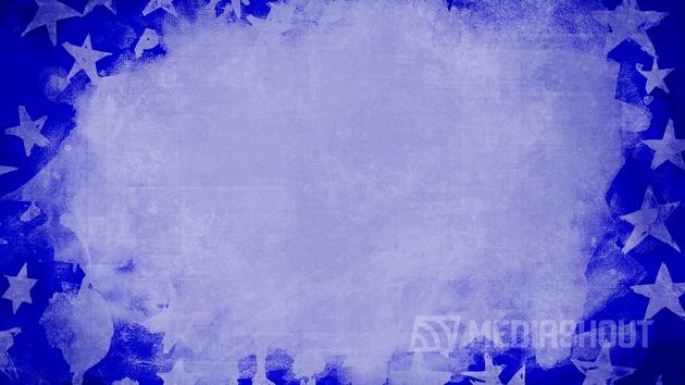 USA Holiday Grunge Blue 2