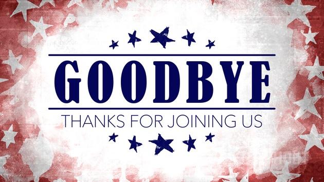 USA Holiday Grunge Closing