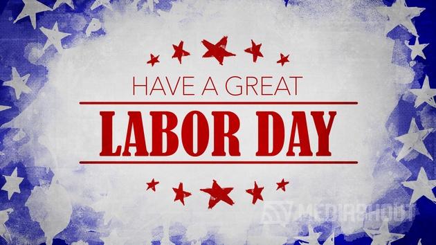 USA Holiday Grunge Labor