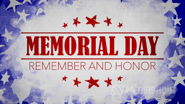USA Holiday Grunge Memorial