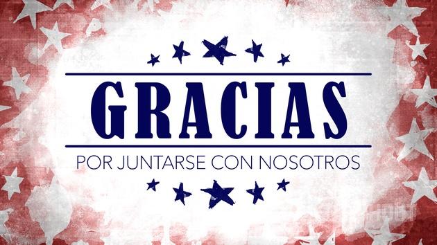 USA Holiday Grunge Closing Spanish