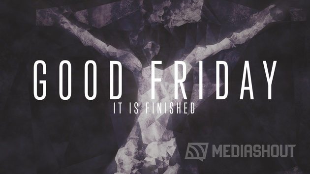 8 Church Backgrounds for Good Friday | MediaShout Church